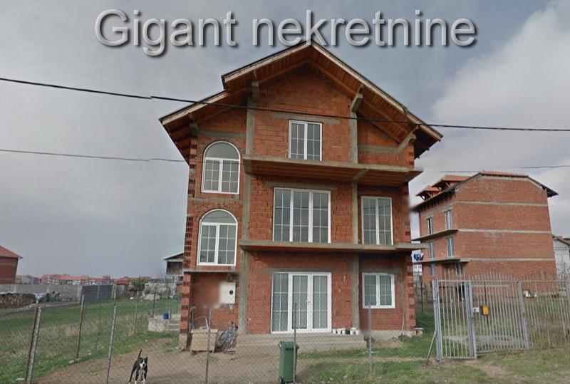 Prodaja kuće u Nšu naselje B Bjegović